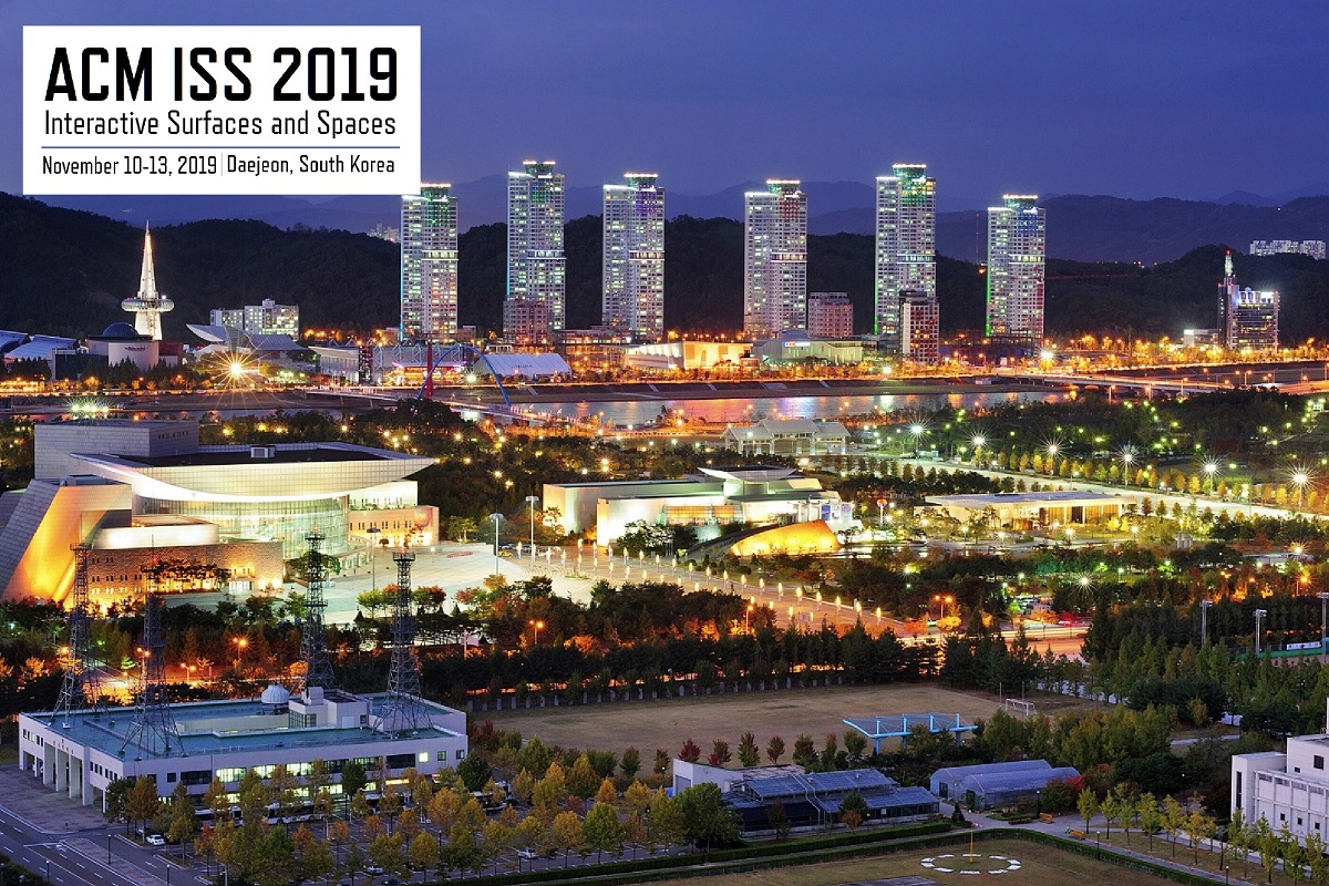 ISS 2019 in Daejeon