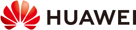 Logo for Huawei, Gold Sponsor